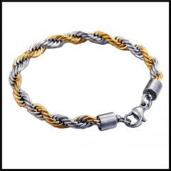Stål armband