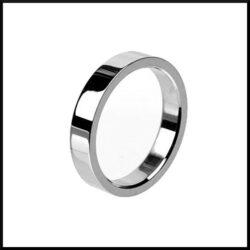 stål ring blank