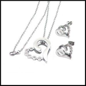 Smycken i stål hjärta