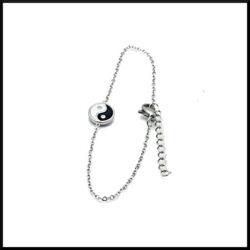 Armband med yin/yang