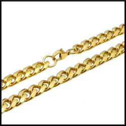 Pansarlänk halsband