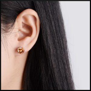 Cubic Zirconia örhänge