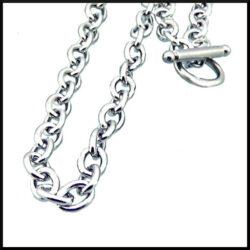 stål halsbandet