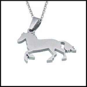 Halsbandet för häst älskare!