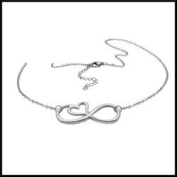 halsband med symbol i stål