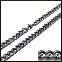 pansarlänk oxiderad stål