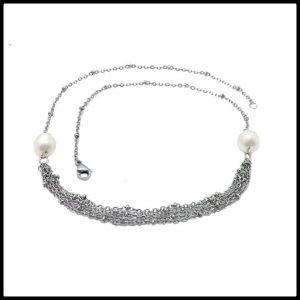 Halsband Kayla i stål