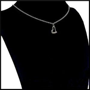 Halsband Hazel i stål