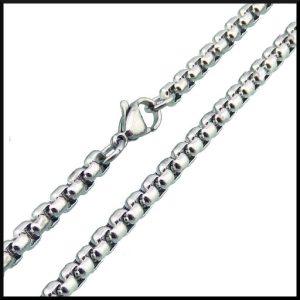 Armband i Venezialänk i stål