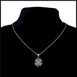 Halsband Lucky i stål