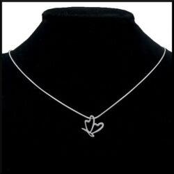 Halsband Sienna i stål