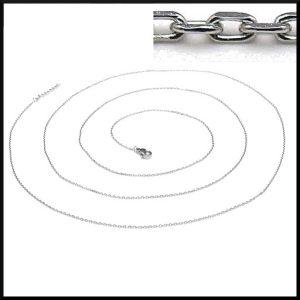 Ankarlänk 100 cm 1 mm i stål